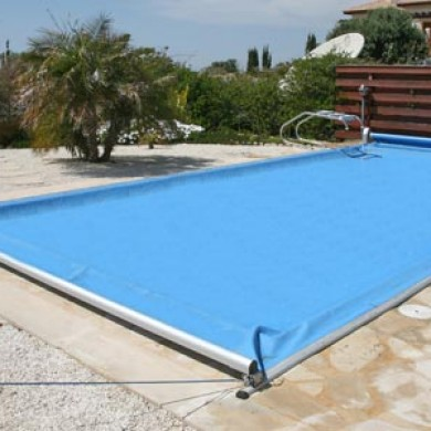 Manual Swimming Pool Covers